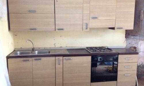 Cucina legno chiaro trasporto tuttopistoia - Cucina legno chiaro ...